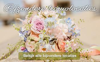 Bekijk De Mooiste Trouwlocaties Van Nederland Trouwen Bij